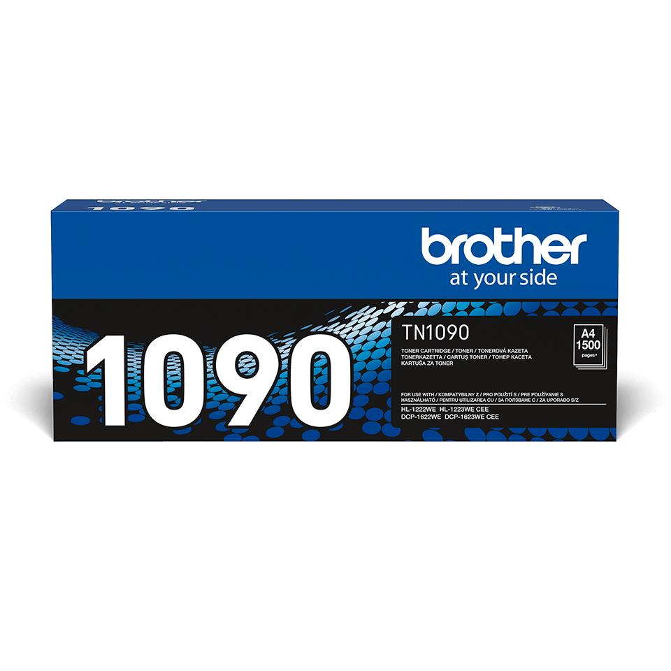 TN-1090 eredeti Brother toner - fekete