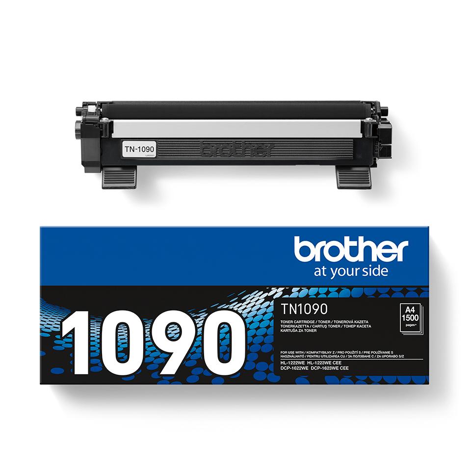 TN-1090 eredeti Brother toner - fekete 2