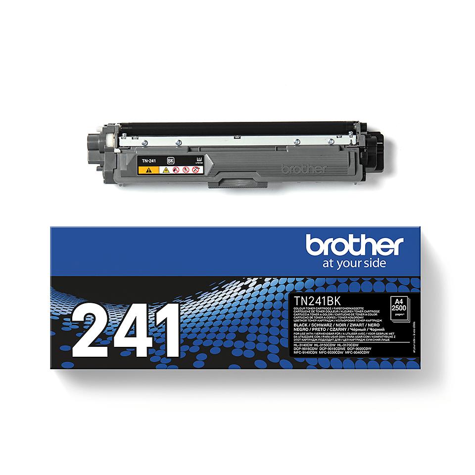 Brother TN-241BK toner - Fekete 2