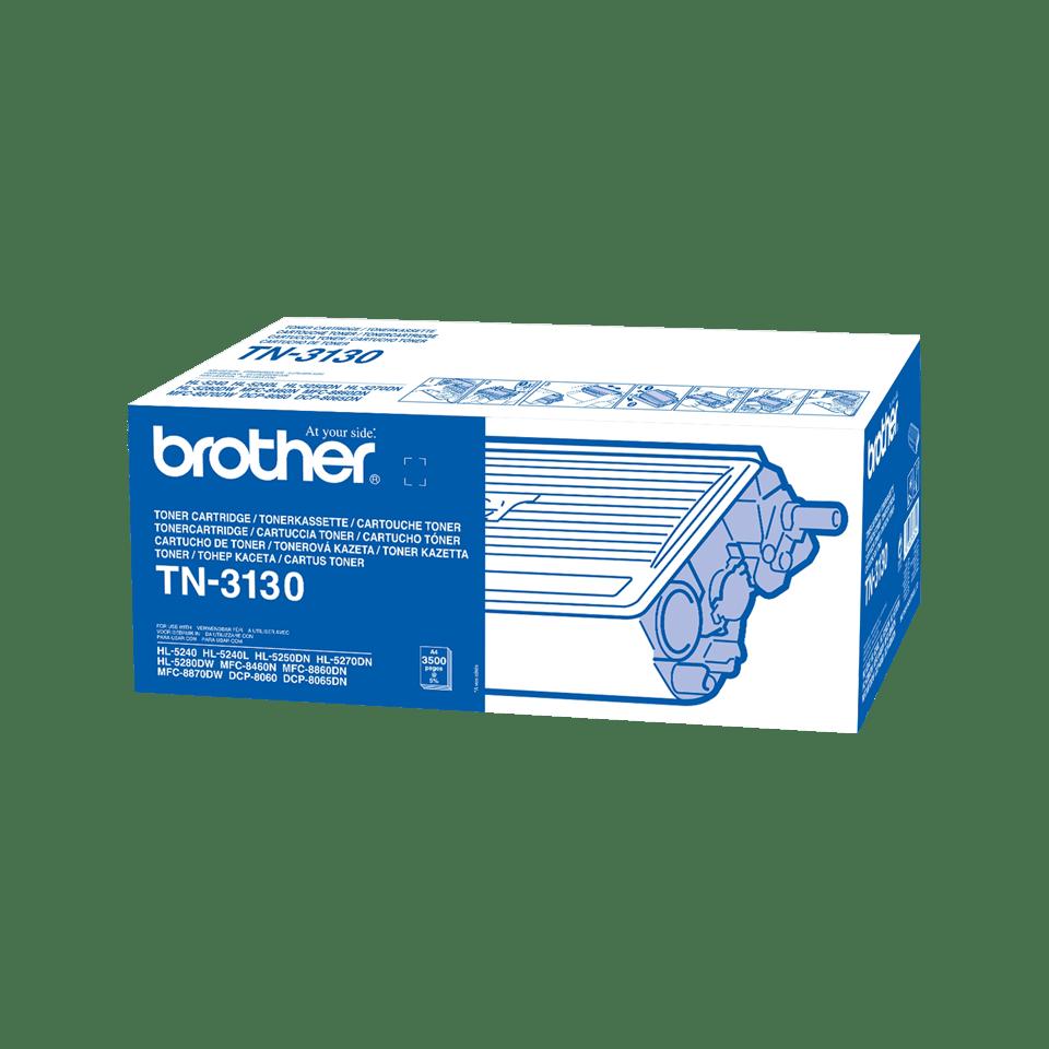 Eredeti Brother TN3130 nagytöltetű festékkazetta - fekete
