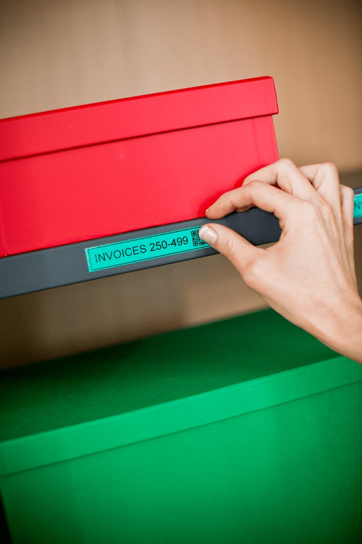 Eredeti Brother TZe-751 szalag  – Zöld alapon fekete, 24mm széles 4