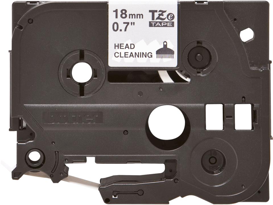 Eredeti Brother TZe-CL4 tisztító szalag – 18 mm széles