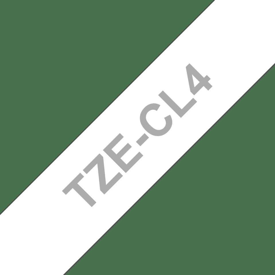 Eredeti Brother TZe-CL4 tisztító szalag – 18 mm széles 3