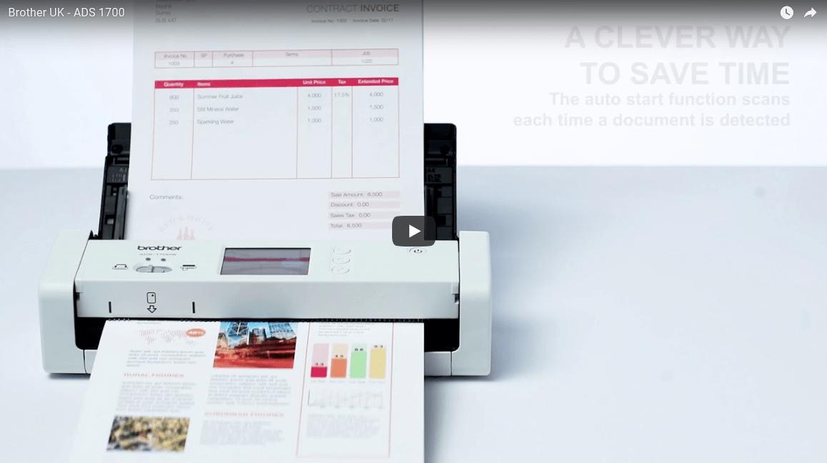 ADS-1700W kompakt dokumentum szkenner 9